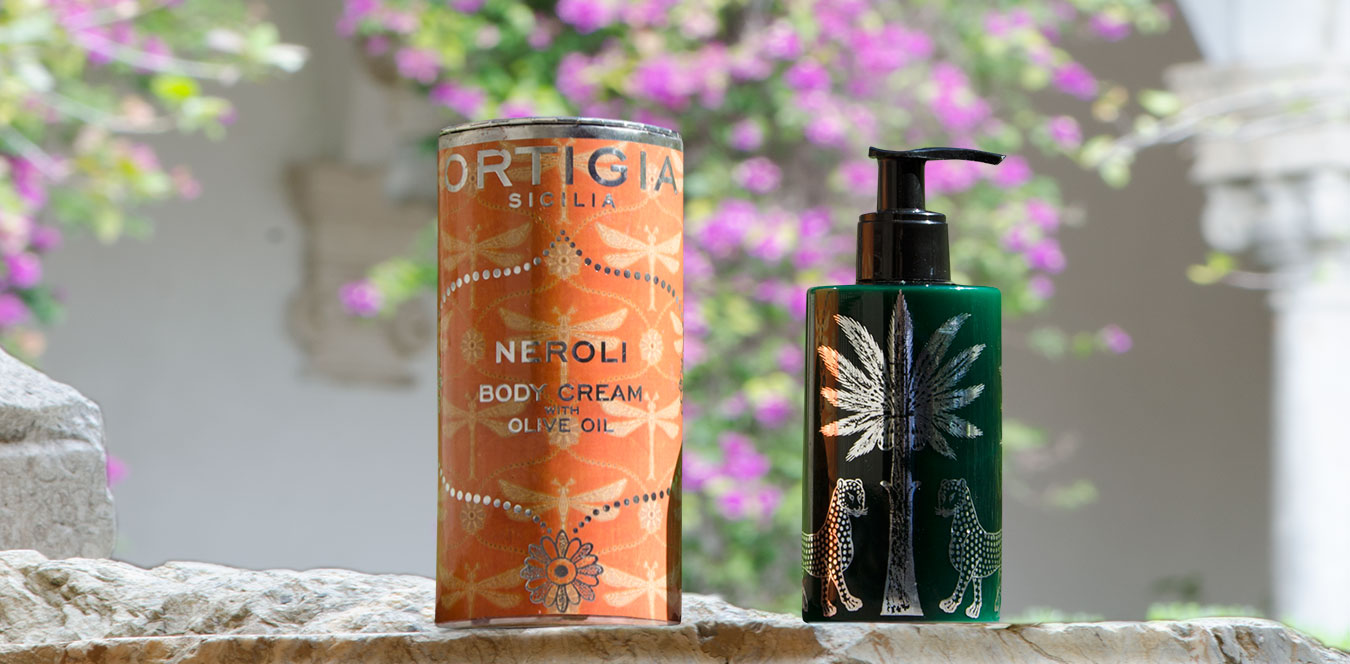 Body Cream & Body Oil