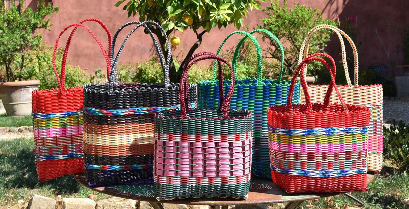 Baskets from Guatemala