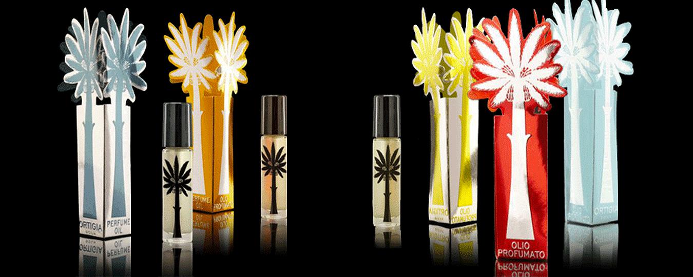 Perfume Roll-On