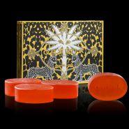 Ambra Nera Glycerine Soap Large Box